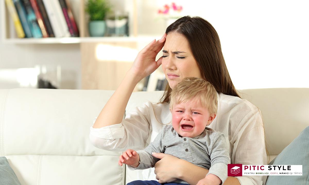 Photo of Colici, ce trebuie să știi și să faci când bebelușul plânge