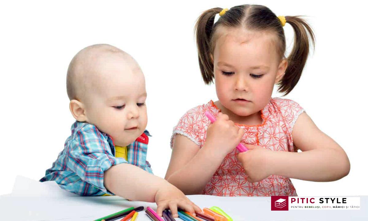 Photo of Creativitatea, 11 activități potrivite în dezvoltarea unui copil