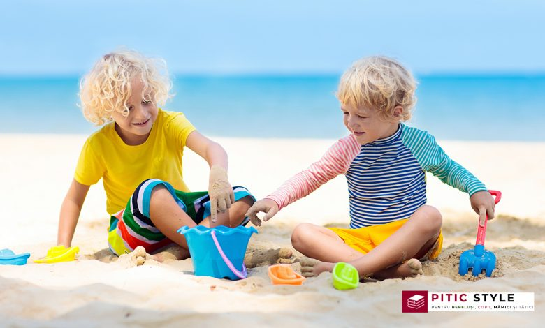 Vara, 10 reguli pentru sezonul estival, când avem copii